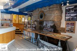 Boutique-expo LA BELLE ANGELE